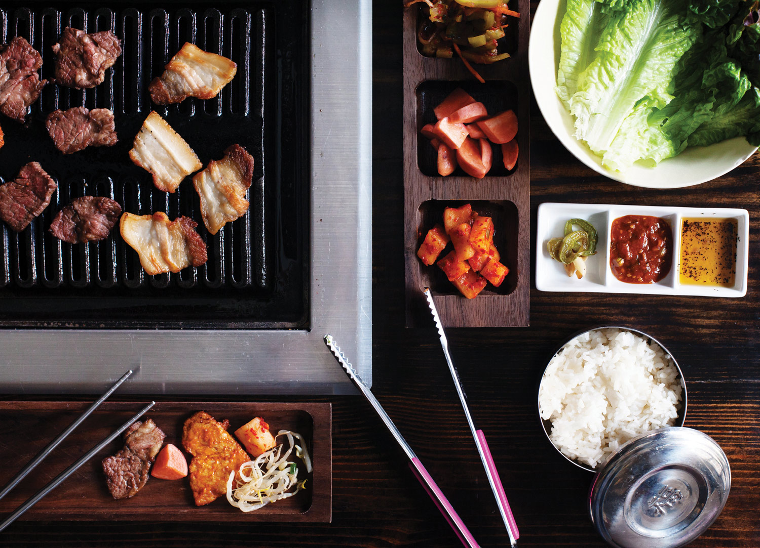 Char Korean Bar & Grill